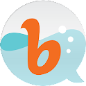 Bubbly - Social voice icon