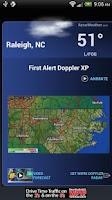 Screenshot of ABC11 Raleigh-Durham Alarm