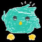 Tweecha Theme:Pi-chan Nichijo icon
