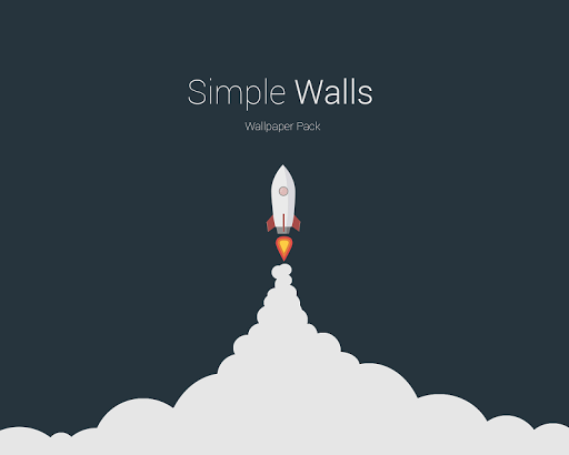 Simple Walls - Wallpaper Pack