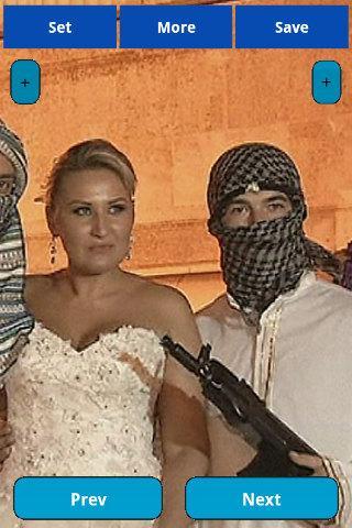 Weird wedding around the world