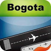 Bogota Airport +Flight Tracker