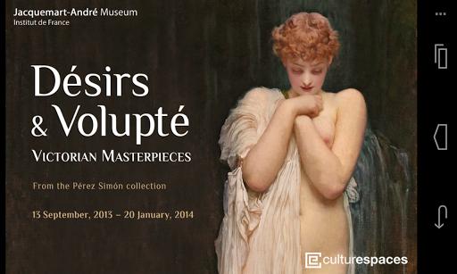Désirs Volupté exhibition