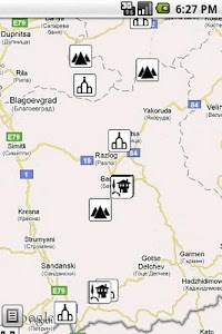 Bulgaria Tourist Sites screenshot 1
