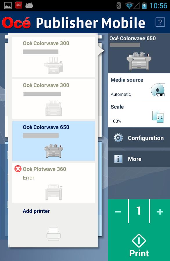 Oc� Publisher Mobile - Aplicaciones de Android en Google Play