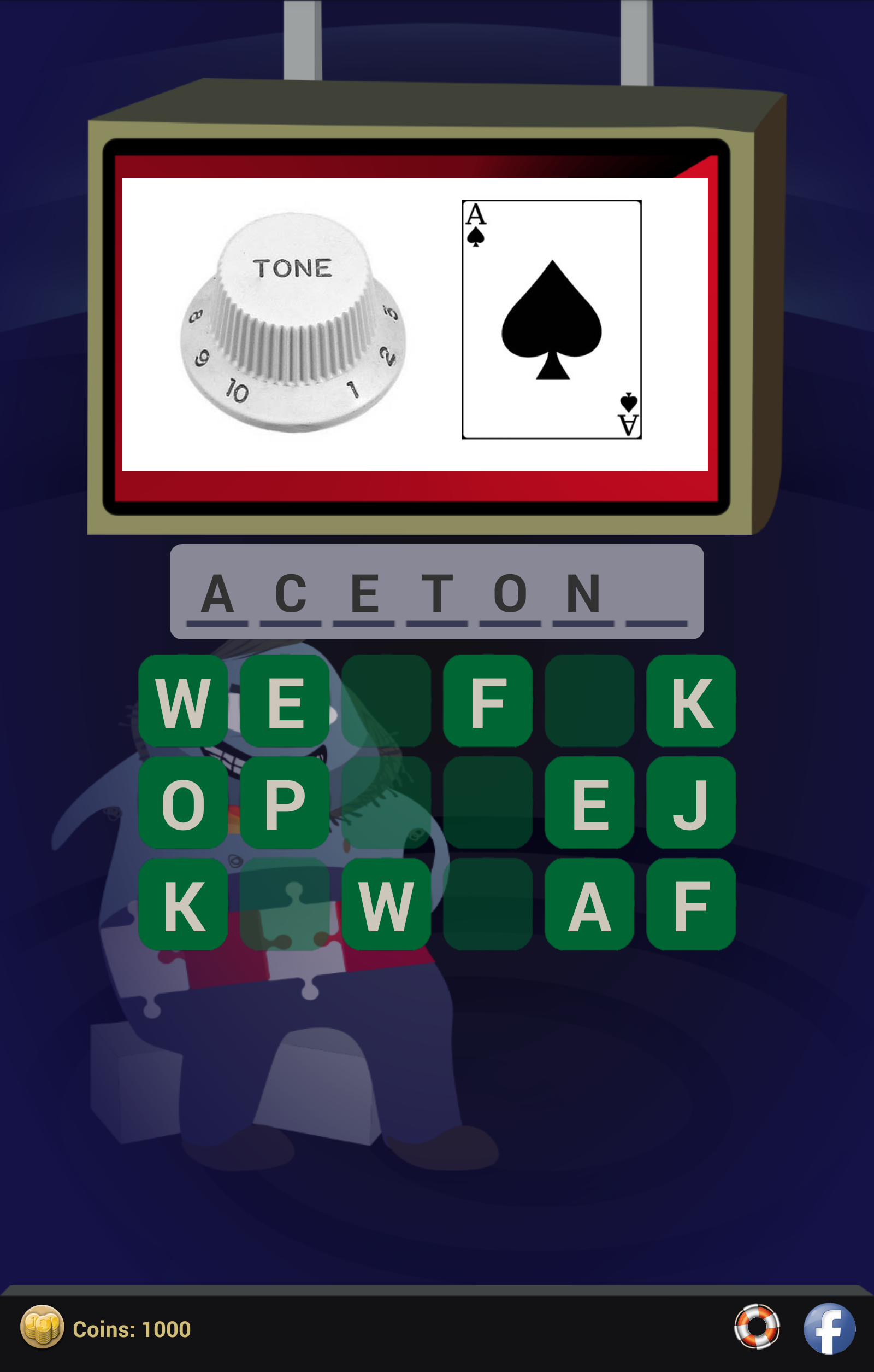 Wuzzle screenshot #6