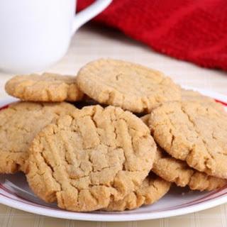 Miso Butter Cookies.