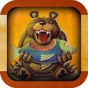 Chubby Hungry Bear icon