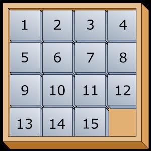 15 Puzzle 3.0 Icon