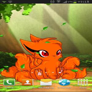Naruto Chibi Ninetails LWP 娛樂 App LOGO-APP試玩
