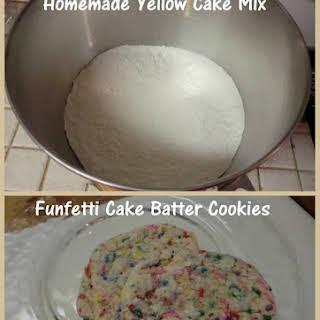 Yellow Cake Mix Cookies Recipes.