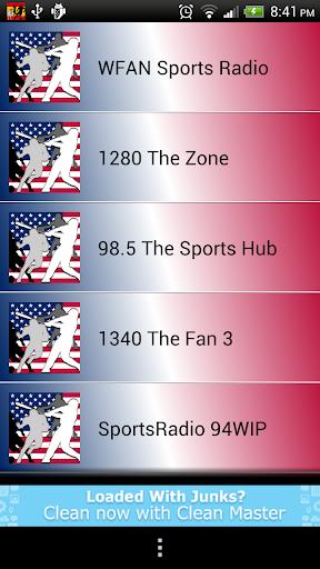 USA American Sports Radio