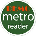 Metro Reader Demo icon