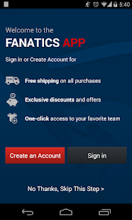 Fanatics- screenshot thumbnail