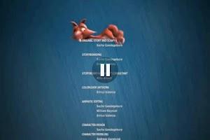 Screenshot of Big Buck Bunny Movie App