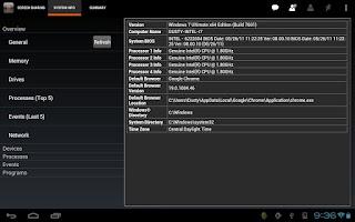 Screenshot of Bomgar Rep Console