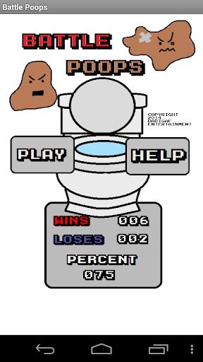 Battle Poops