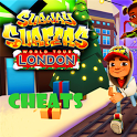 Subway Surfers London Cheats icon