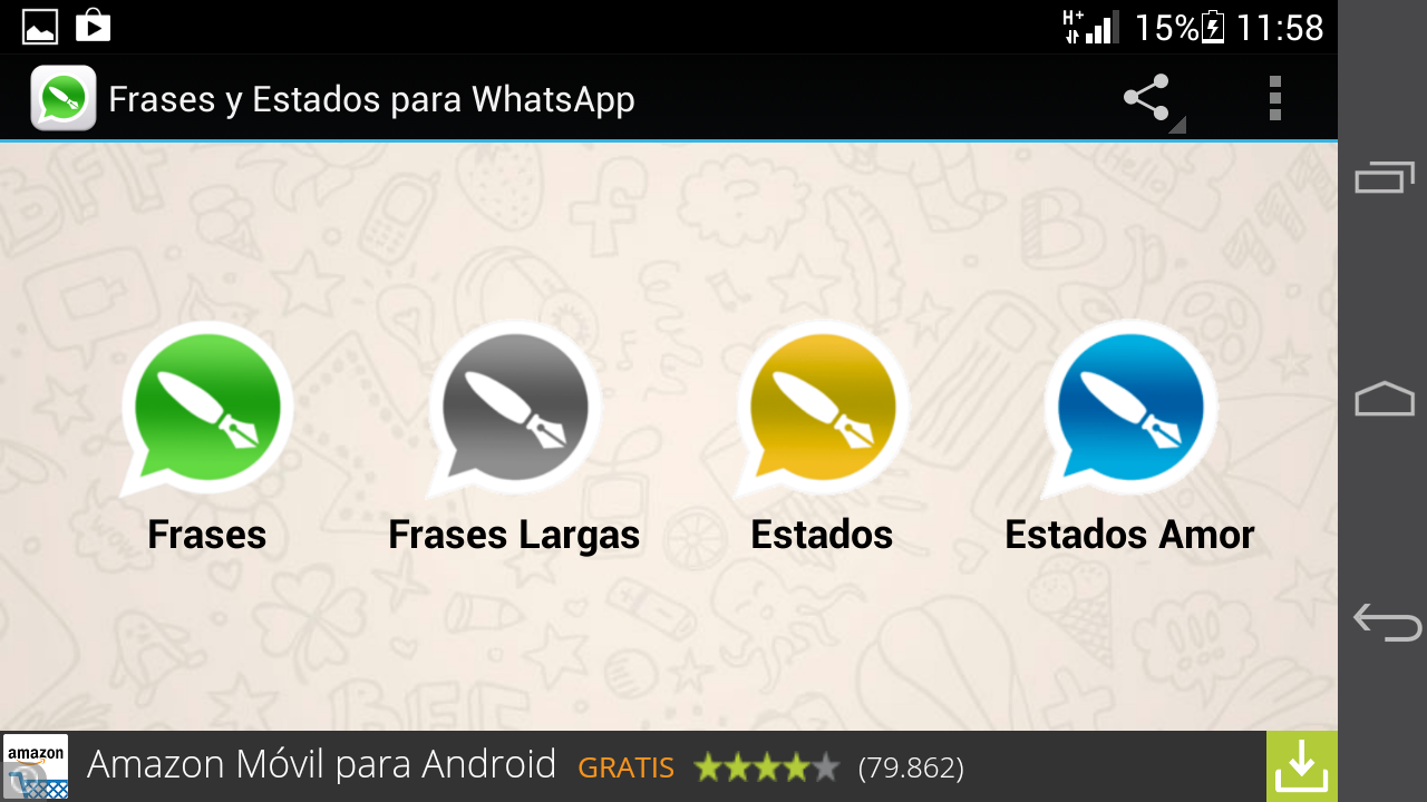 Estados Y Frases Para Whatsapp Revenue Download Estimates