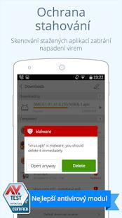 CM Browser - rychlý, bezpečný - náhled