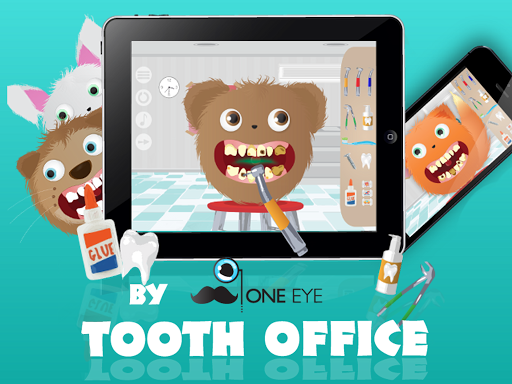 Tooth Office - Dentist game