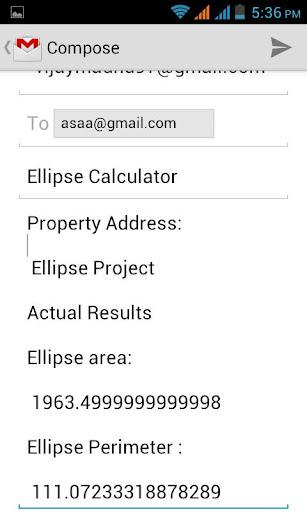 玩免費生產應用APP 下載Ellipse Calculator app不用錢 硬是要APP