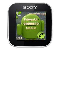 玩免費通訊APP|下載SmartWatch Call Log app不用錢|硬是要APP