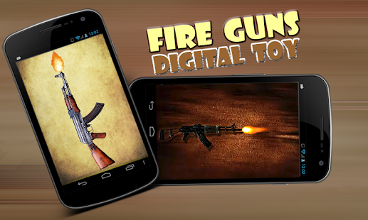 Toy App For Kindle Fire : Game fire gun digital toy apk for kindle download