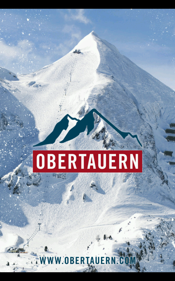 iObertauern - the official app- screenshot