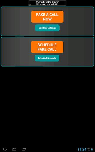 Fake-A-Call Free screenshot 7