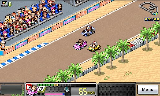 Grand Prix Story Lite - screenshot thumbnail