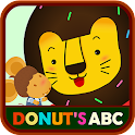 Donut's ABC:Big and Small icon