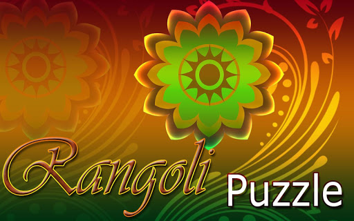 Rangoli Puzzle