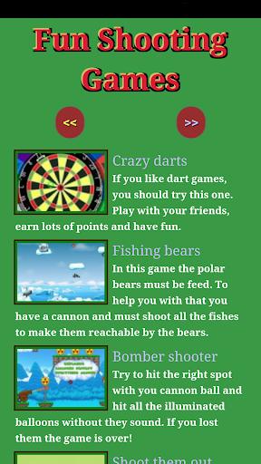 Fun Shooting Games