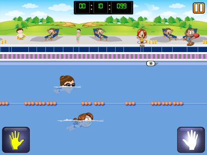Boring School Swimming Workout - screenshot thumbnail