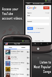 App Video Tube (YouTube Player) APK for Windows Phone
