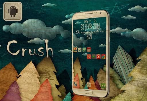 Crush icônes pack