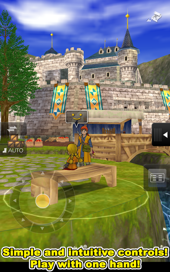 DRAGON QUEST VIII - screenshot