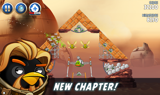 Angry Birds Star Wars II Screenshot 4