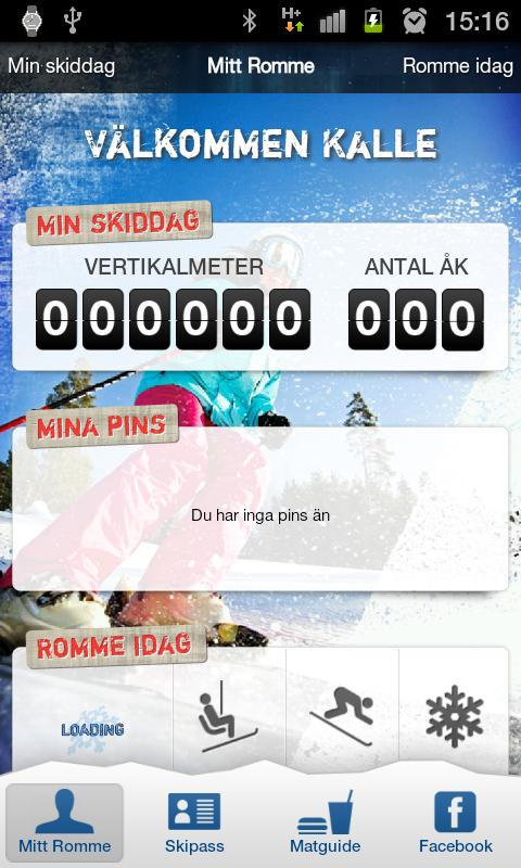Mitt Romme - screenshot