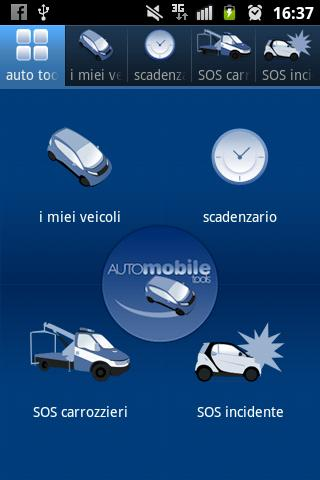 AutoMobile Tools- screenshot