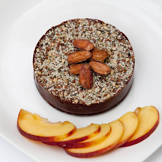 Silk Chocolate Mini Cake.