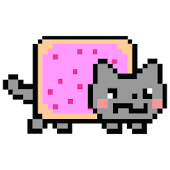 The hardest Nyancat Game