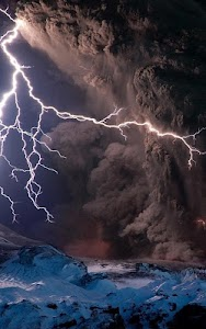 Thunderstorm Live Wallpaper screenshot 2