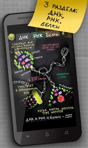 айМолекула: Биология ДНК Free