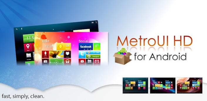 Metro Ui HD Widget Tile Win 8