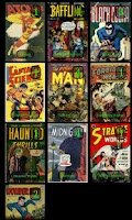Screenshot of Challenger Comics Viewer