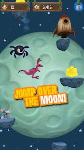 AJ Jump: Animal Jam Kangaroos! - screenshot thumbnail