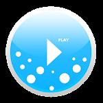 Poweramp skin MellowBlue v1.0
