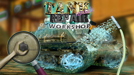 Tank Wash Repair Workshop